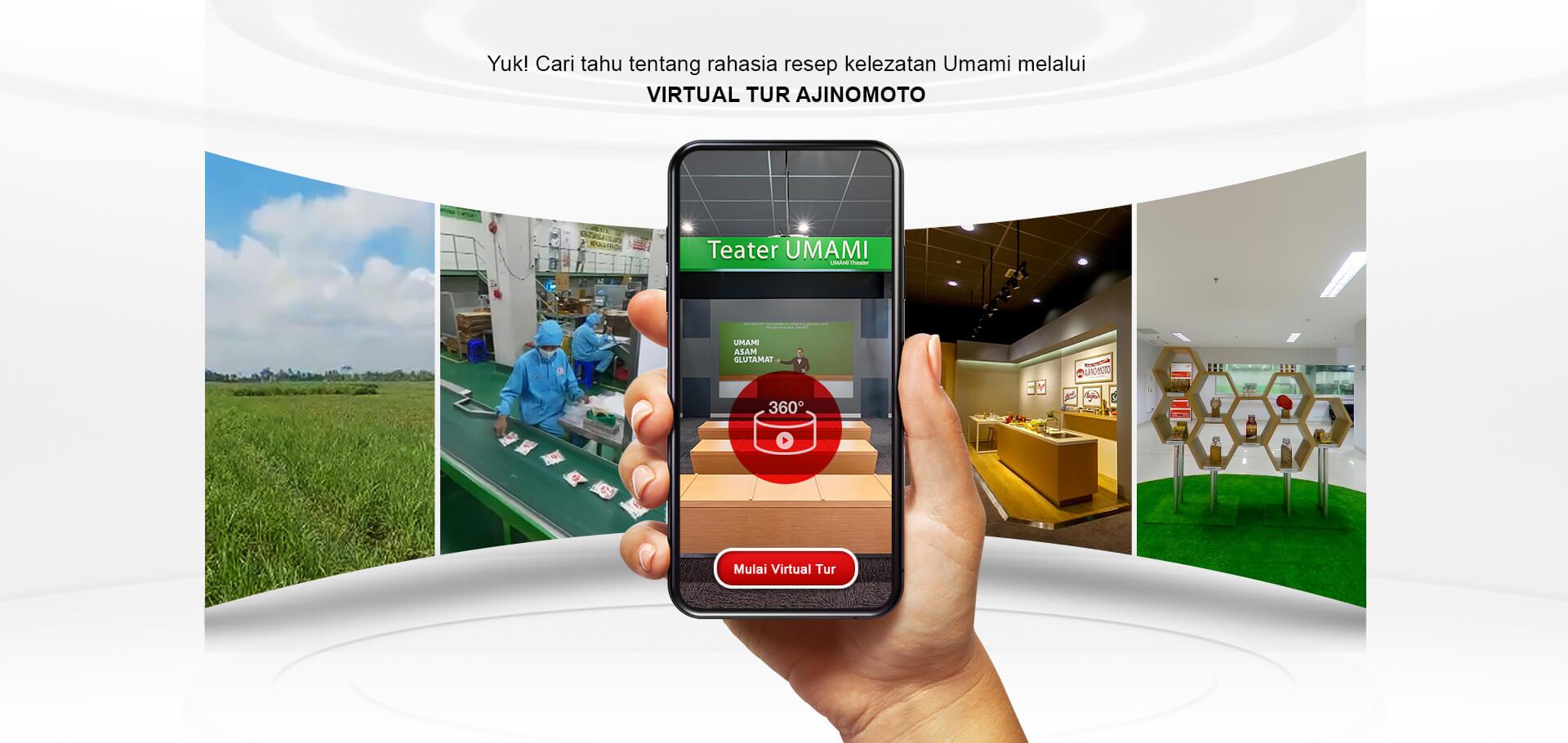 Tur Virtual Pabrik