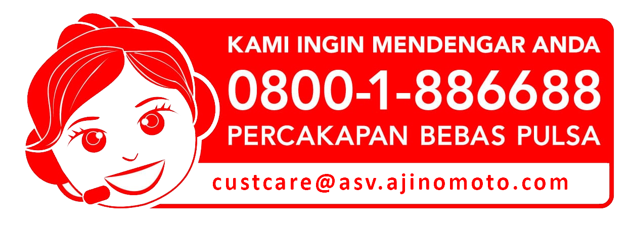 Ajinomoto Customer Care